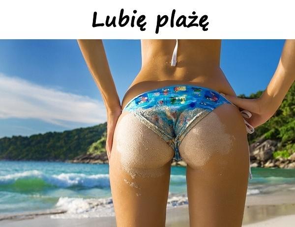 Lubię plażę