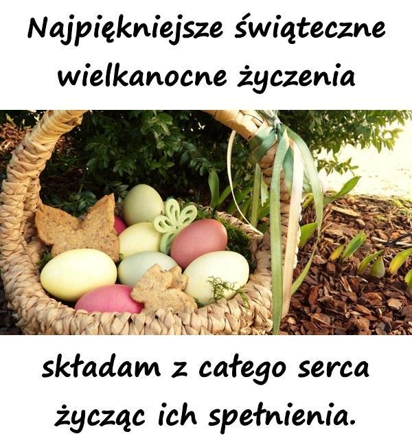 Wiersz święto Wiersze życzenia Wielkanocne Wielkanocne