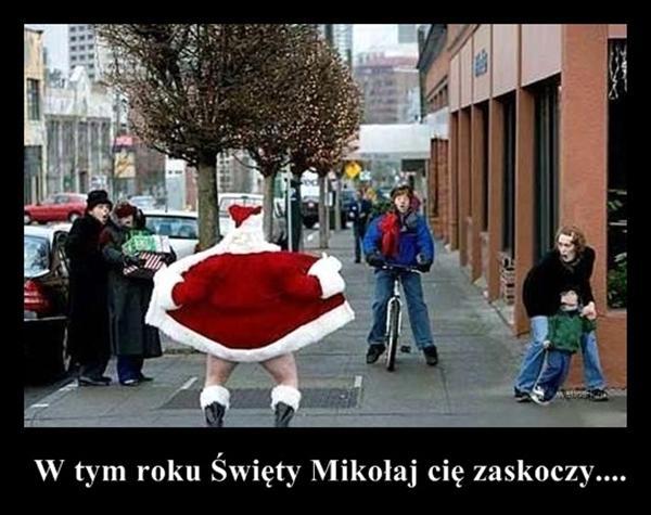 W tym roku Święty Mikołaj cię zaskoczy!