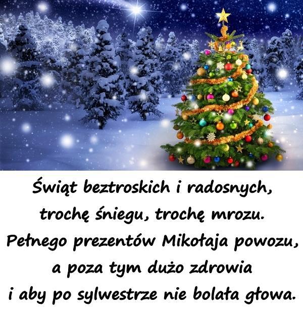 Wierszyki śnieg życzenia Bożenarodzeniowe Na Facebooka