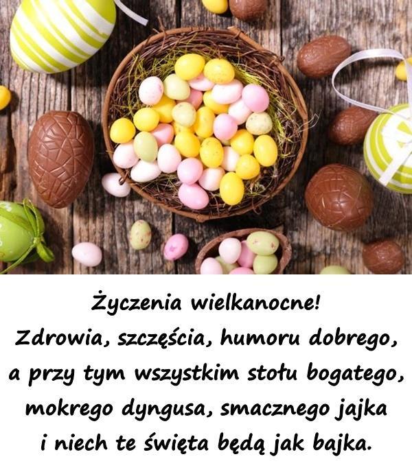 Wiersz Wierszyki Kartka życzenia Wielkanocne Na Besty 32